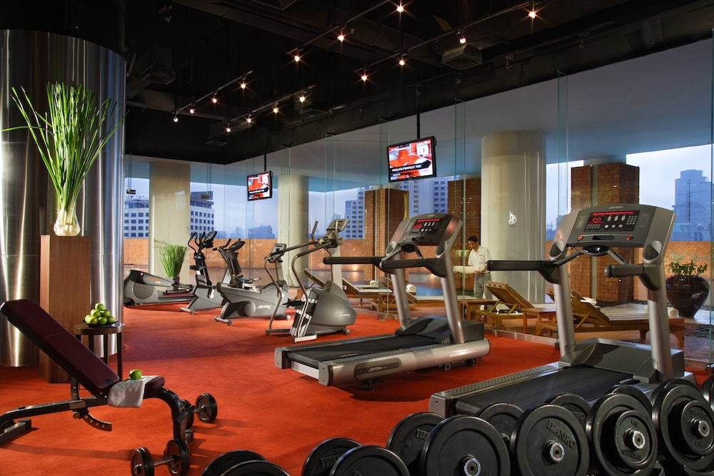 Fitness Studio, lebua at State Tower (The World's First Vertical Destination)