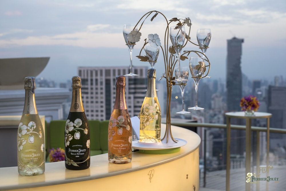 Bar, lebua at State Tower (The World's First Vertical Destination)