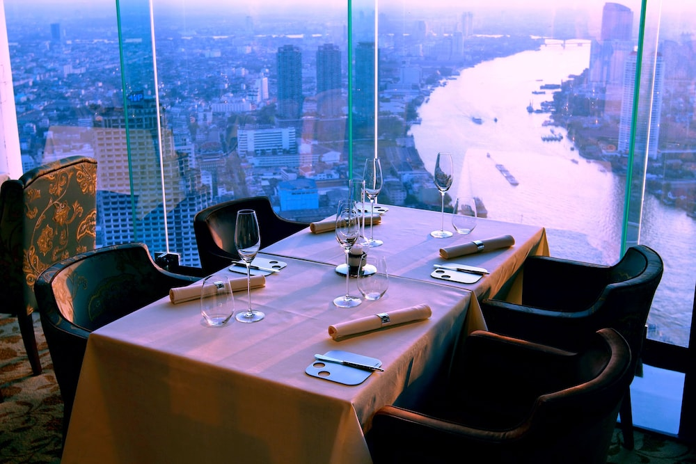 Restaurant, lebua at State Tower (The World's First Vertical Destination)