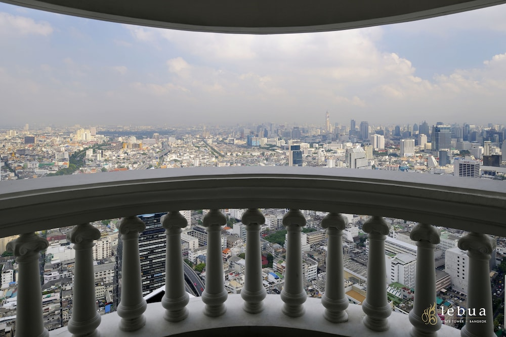 City View, lebua at State Tower (The World's First Vertical Destination)