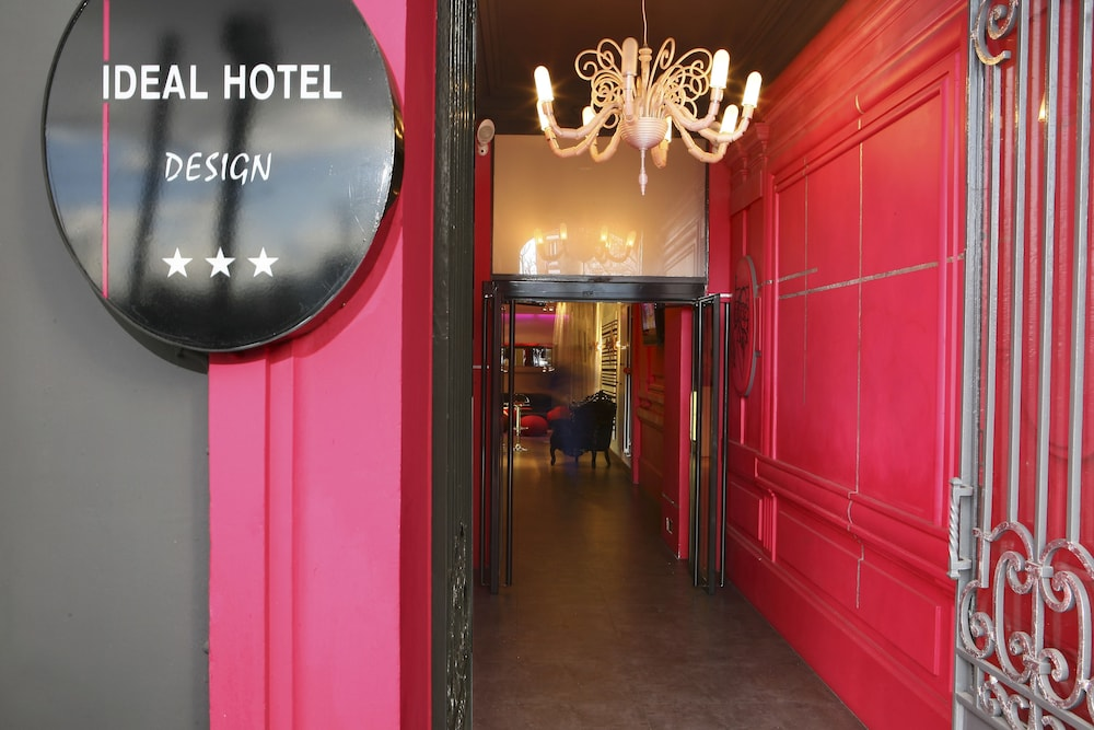 ideal hotel design in paris france expedia