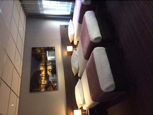 Habitación hotel luxer