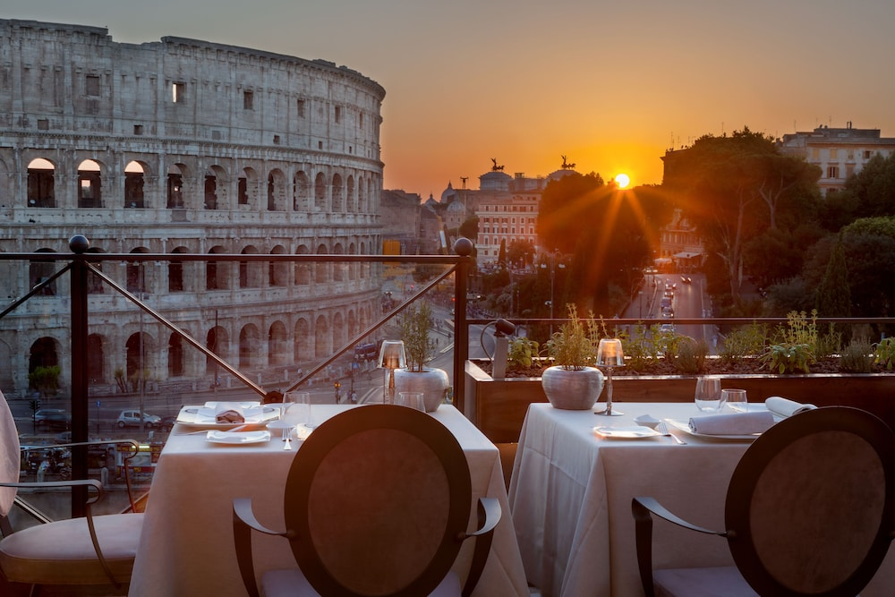 Restaurant, Palazzo Manfredi - Small Luxury Hotels of the World
