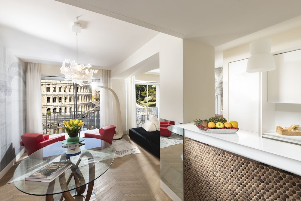 Living Area, Palazzo Manfredi - Small Luxury Hotels of the World