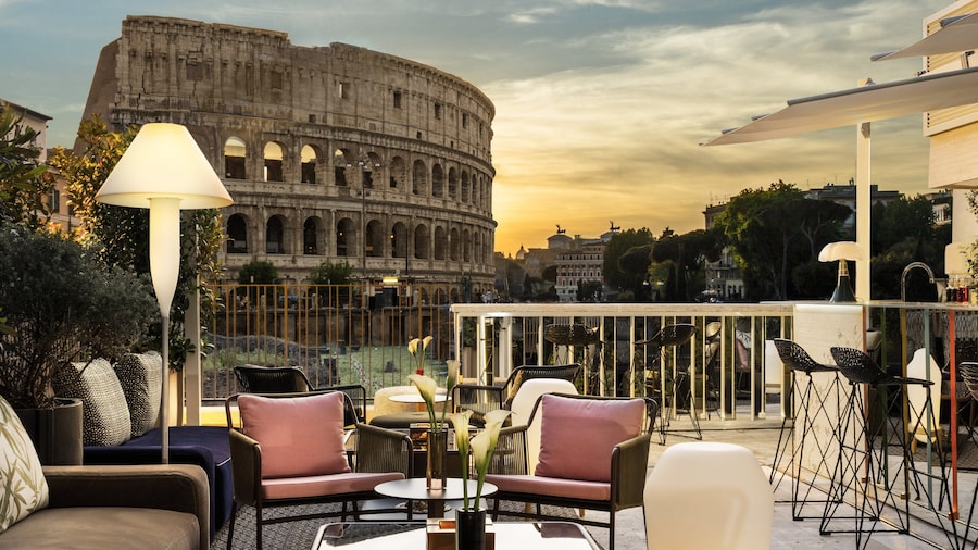 Palazzo Manfredi - Small Luxury Hotels of the World