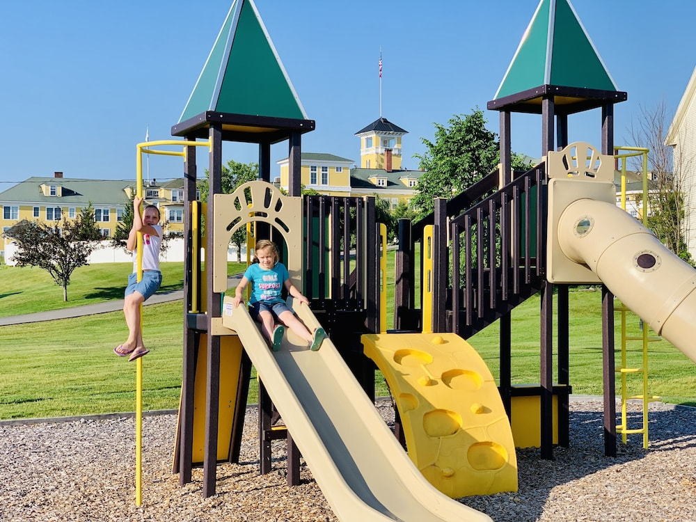 Children's Play Area - Outdoor, Mountain View Grand Resort & Spa