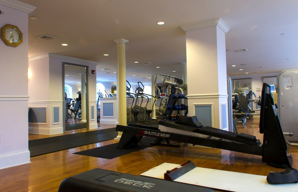 Gym, Mountain View Grand Resort & Spa