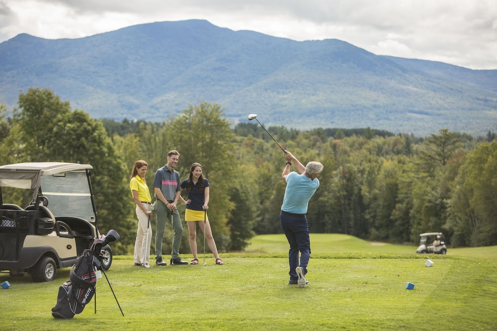 Golf, Mountain View Grand Resort & Spa