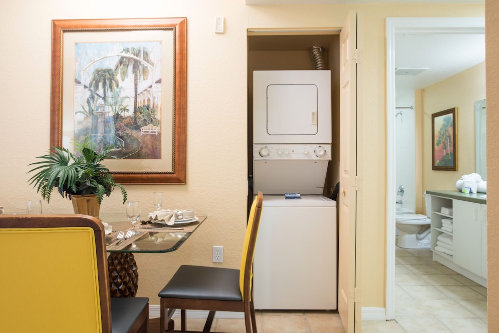 Laundry Room, Vacation Village at Parkway