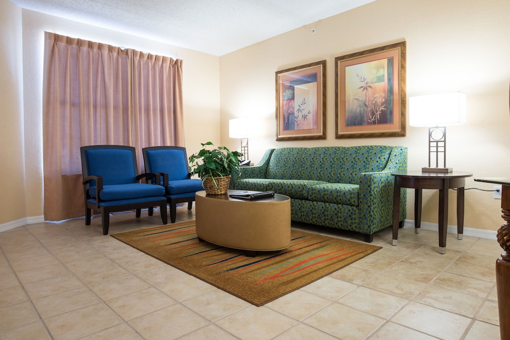 Living Area, Vacation Village at Parkway