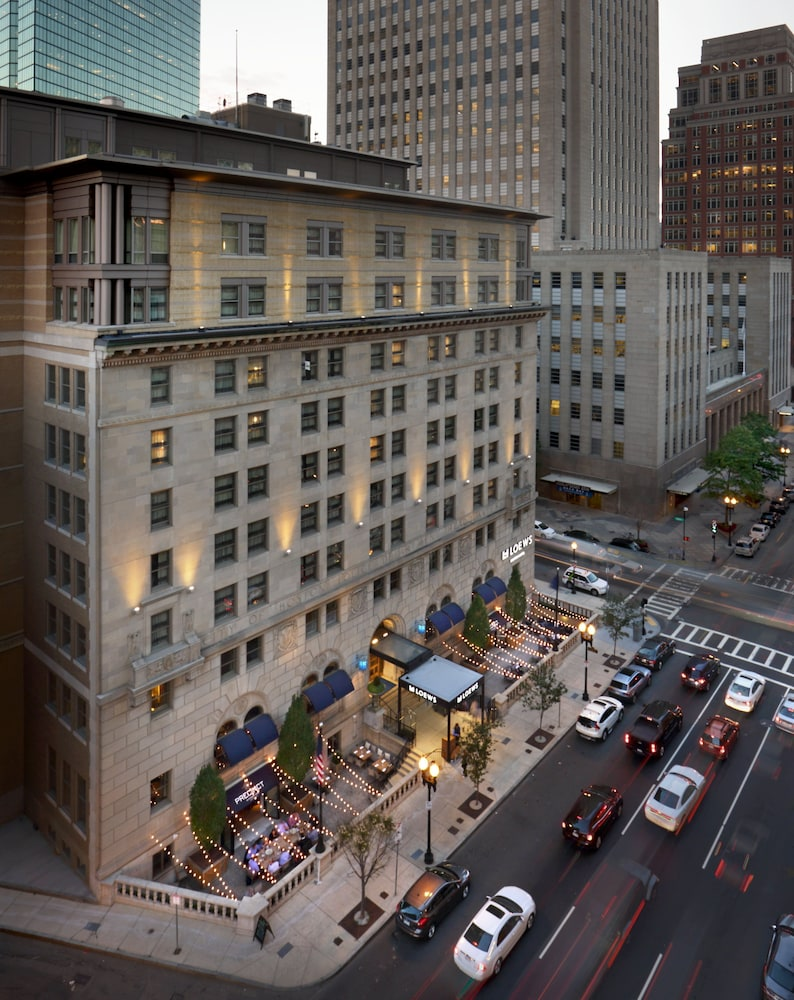 Exterior, Loews Boston Hotel