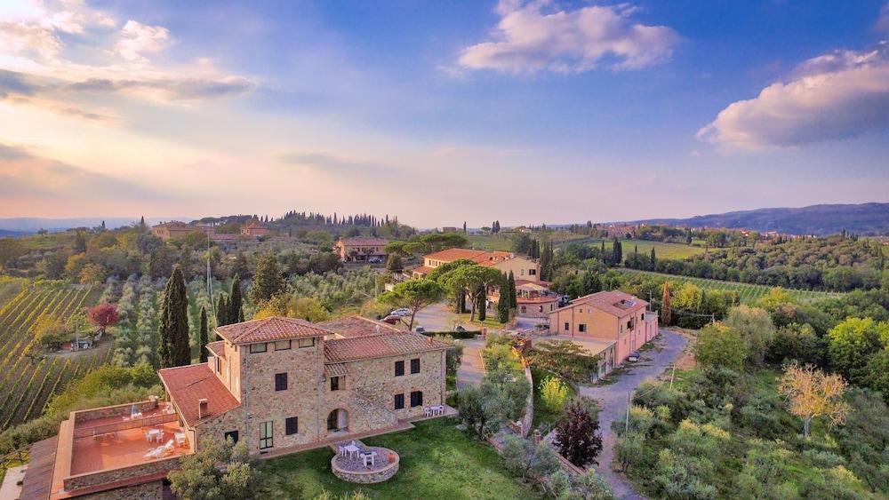 La Loggia Villa Gloria (Castelnuovo Berardenga) – 2019 Hotel ...