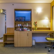 Business center (no quarto)