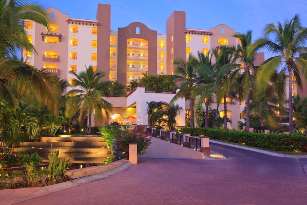Front of Property - Evening/Night, Villa Del Palmar Flamingos Beach Resort and Spa