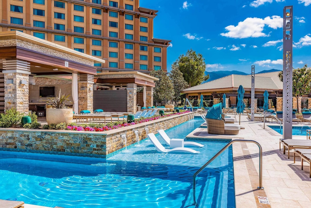 Outdoor Pool, Pala Casino Spa And Resort