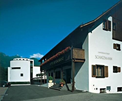 Hotel schatzmann triesen lie for Design hotel niedersachsen