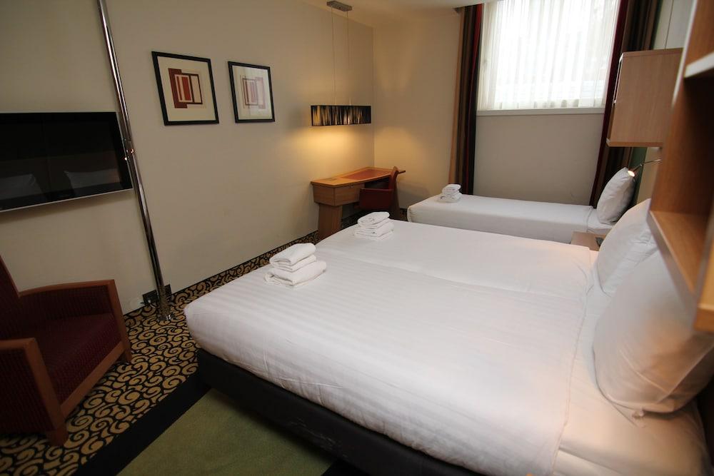 Habitación savoy hotel amsterdam