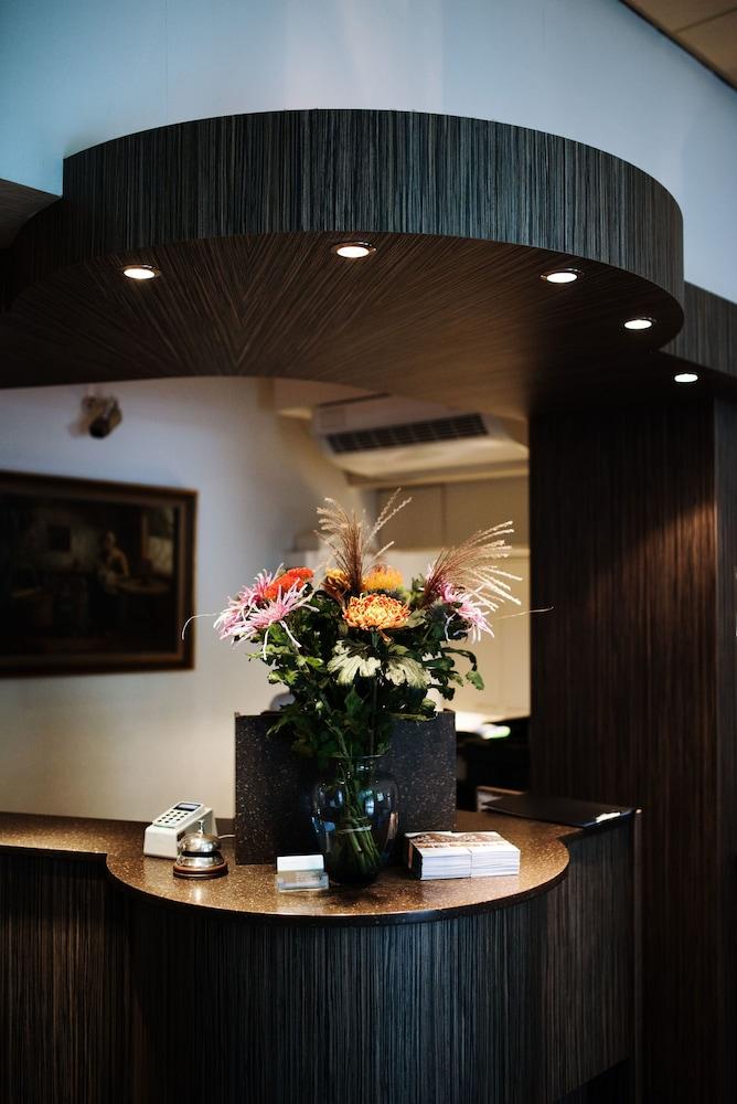 Recepción savoy hotel amsterdam