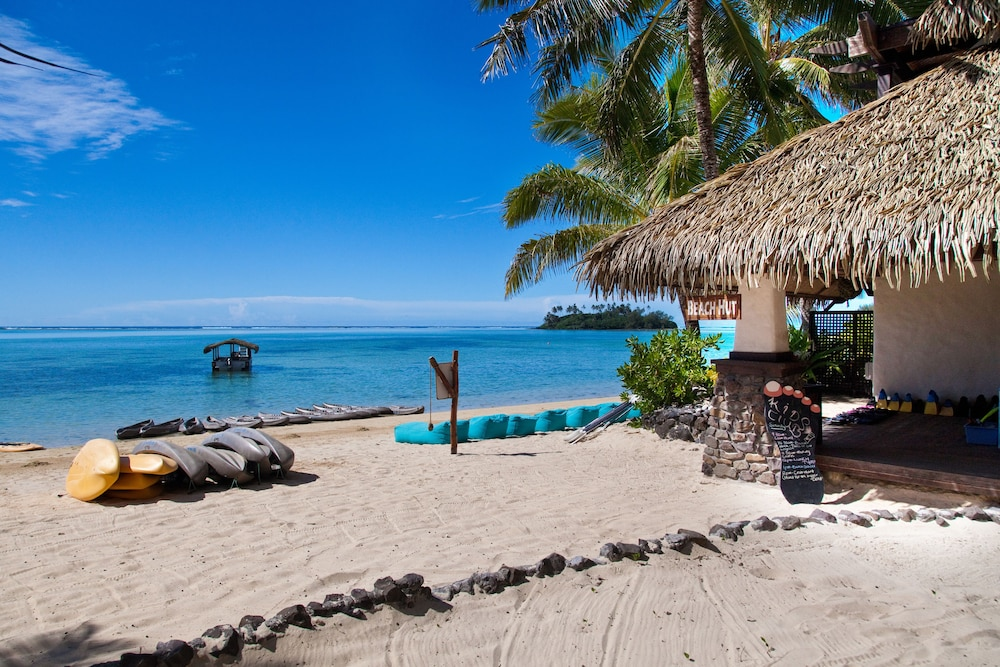 Beach, Pacific Resort Rarotonga