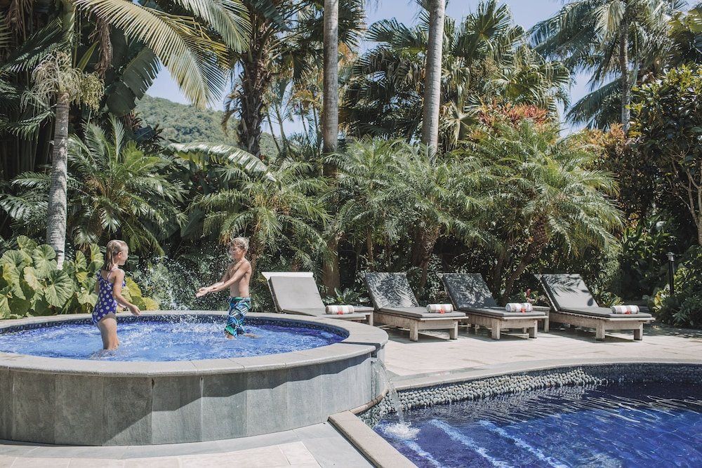 Children's Pool, Pacific Resort Rarotonga