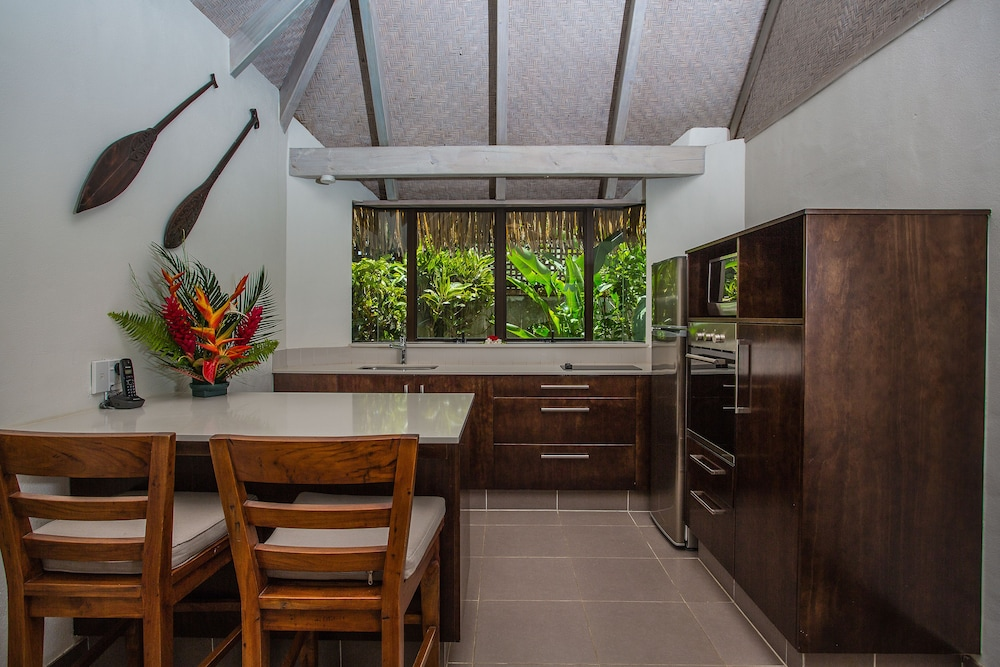 Private Kitchen, Pacific Resort Rarotonga