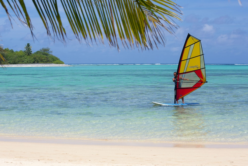 Boating, Pacific Resort Rarotonga