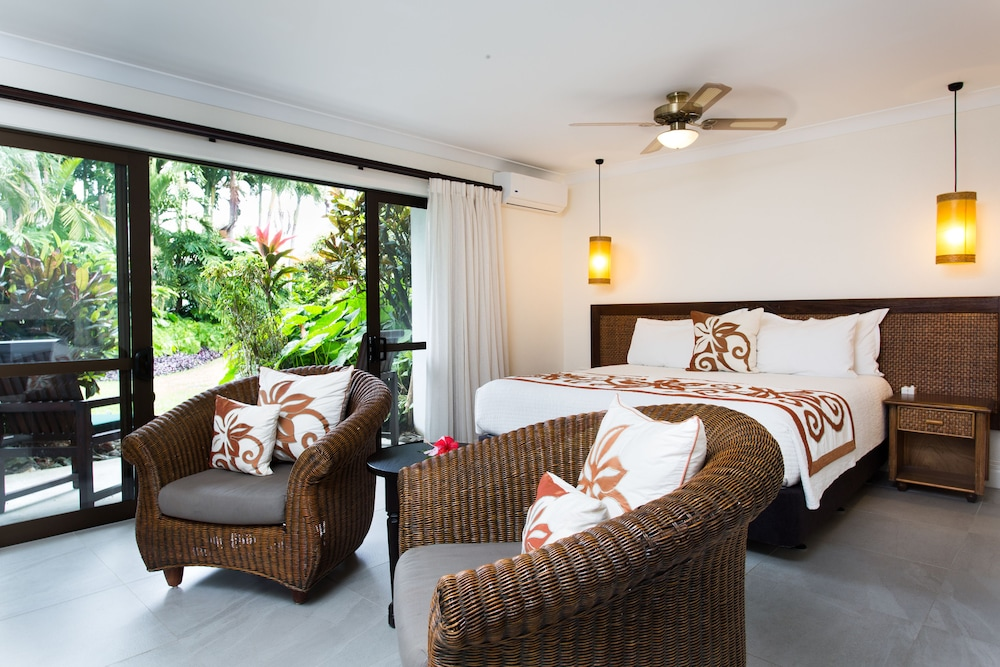 Room, Pacific Resort Rarotonga