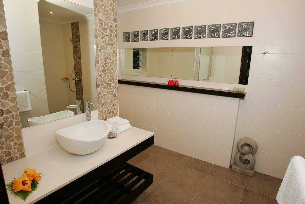 Bathroom, Pacific Resort Rarotonga