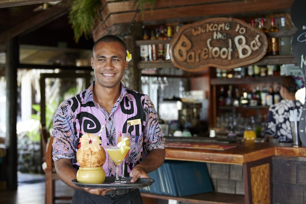 Bar, Pacific Resort Rarotonga