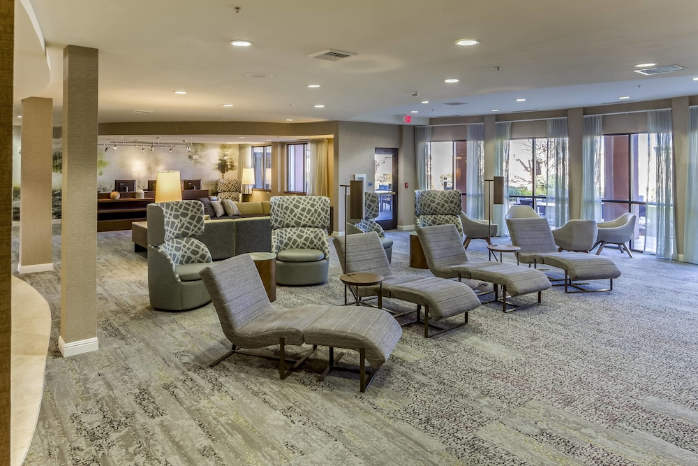 Lobby, Courtyard by Marriott Roseville Creekside