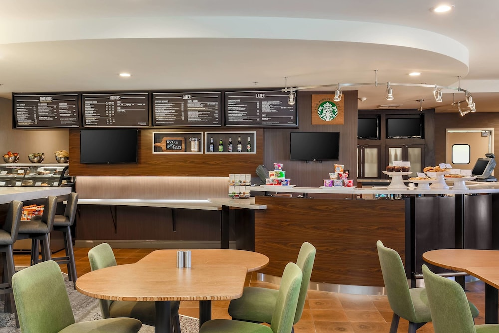Breakfast Area, Courtyard by Marriott Roseville Creekside