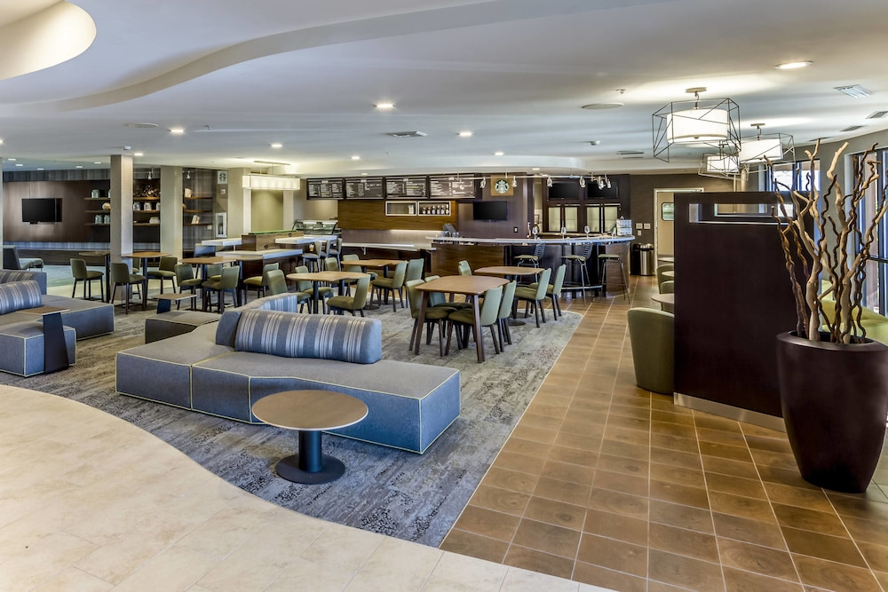 Restaurant, Courtyard by Marriott Roseville Creekside