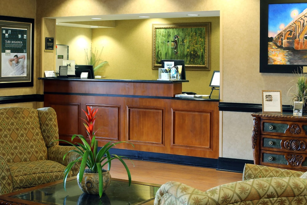 Reception, Homewood Suites by Hilton Columbia