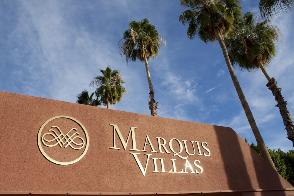 Front of Property, Marquis Villas Resort by Diamond Resorts