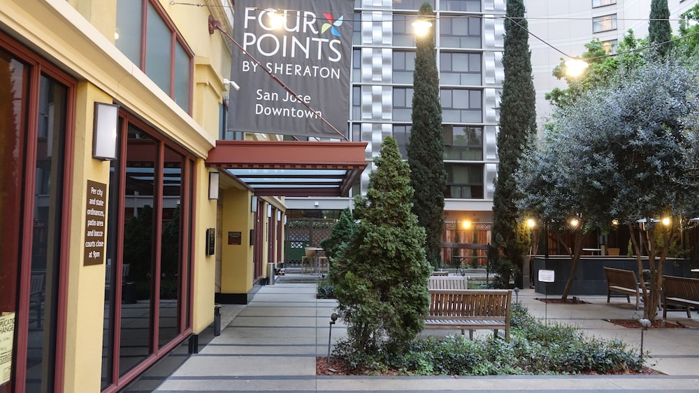 Exterior, Four Points by Sheraton San Jose Downtown