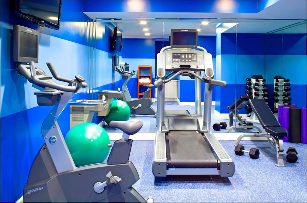 Fitness Facility, Four Points by Sheraton San Jose Downtown