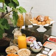 Desayuno bufé