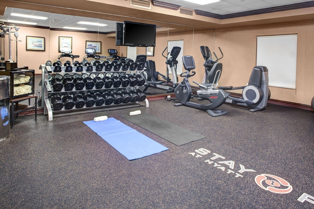 Fitness Facility, HYATT house Branchburg