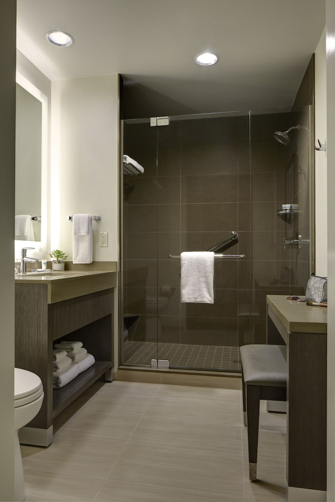 Bathroom, HYATT house Branchburg