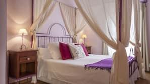Caja fuerte, decoración individual, camas supletorias (de pago)