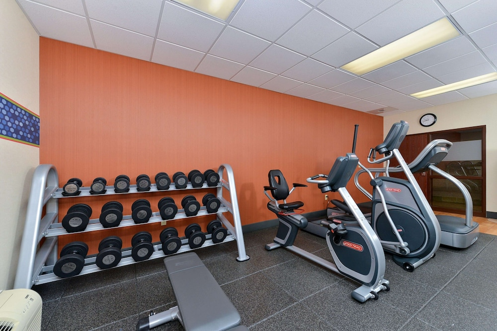 Fitness Facility, Hampton Inn & Suites Boise-Meridian