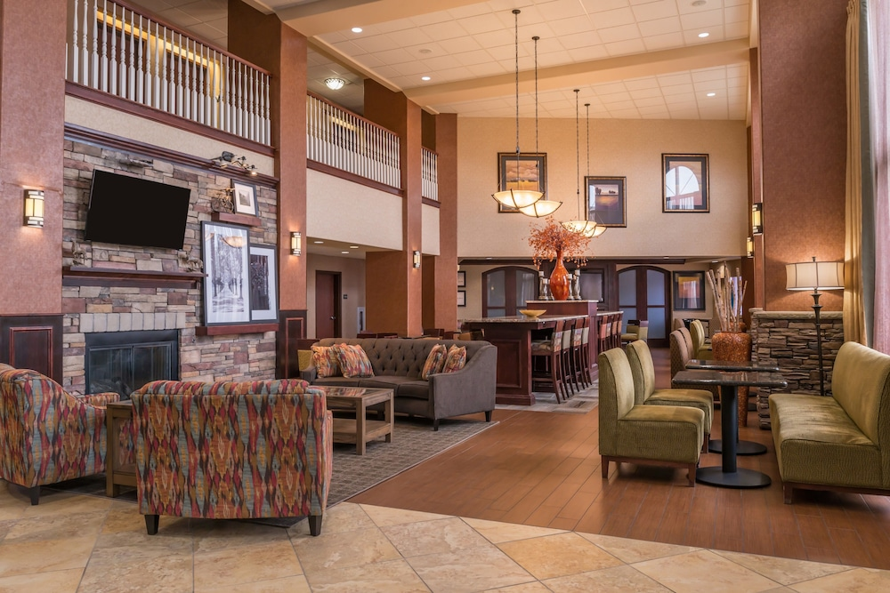 Lobby Sitting Area, Hampton Inn & Suites Boise-Meridian