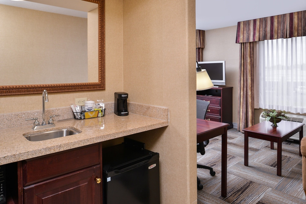 Private Kitchen, Hampton Inn & Suites Boise-Meridian