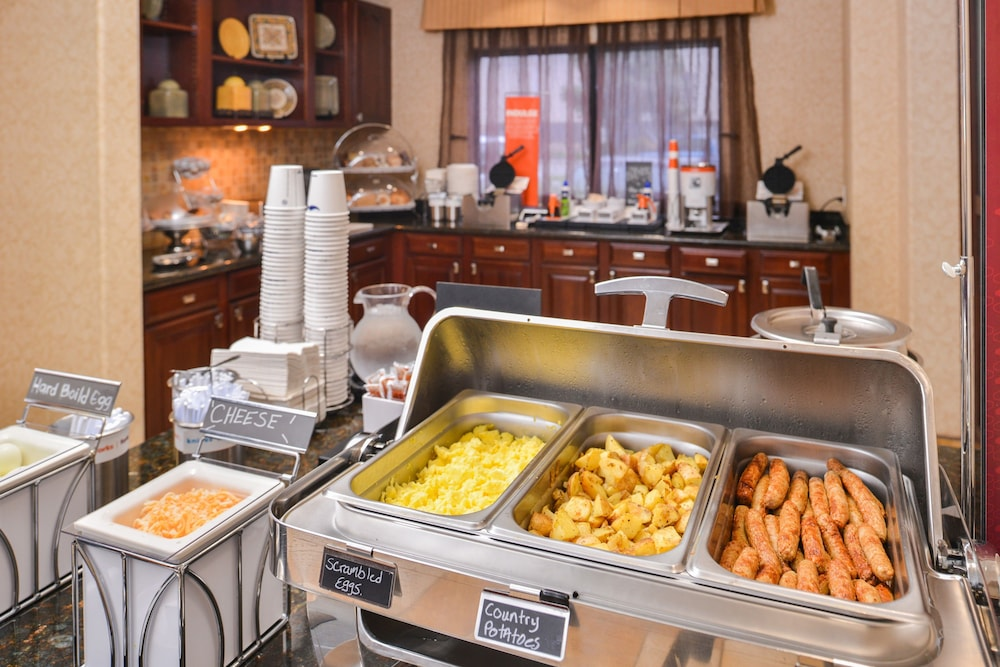 Buffet, Hampton Inn & Suites Boise-Meridian