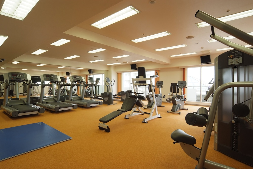 Gym, Okinawa Grand Mer Resort