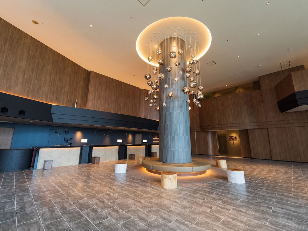 Lobby, Okinawa Grand Mer Resort