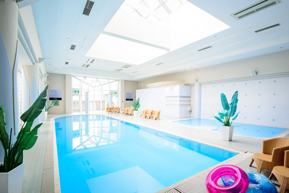 Indoor Pool, Okinawa Grand Mer Resort