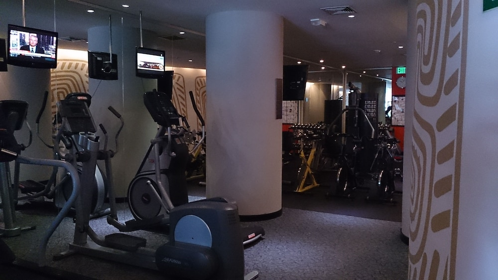 Gym, Decapolis Hotel Panama City