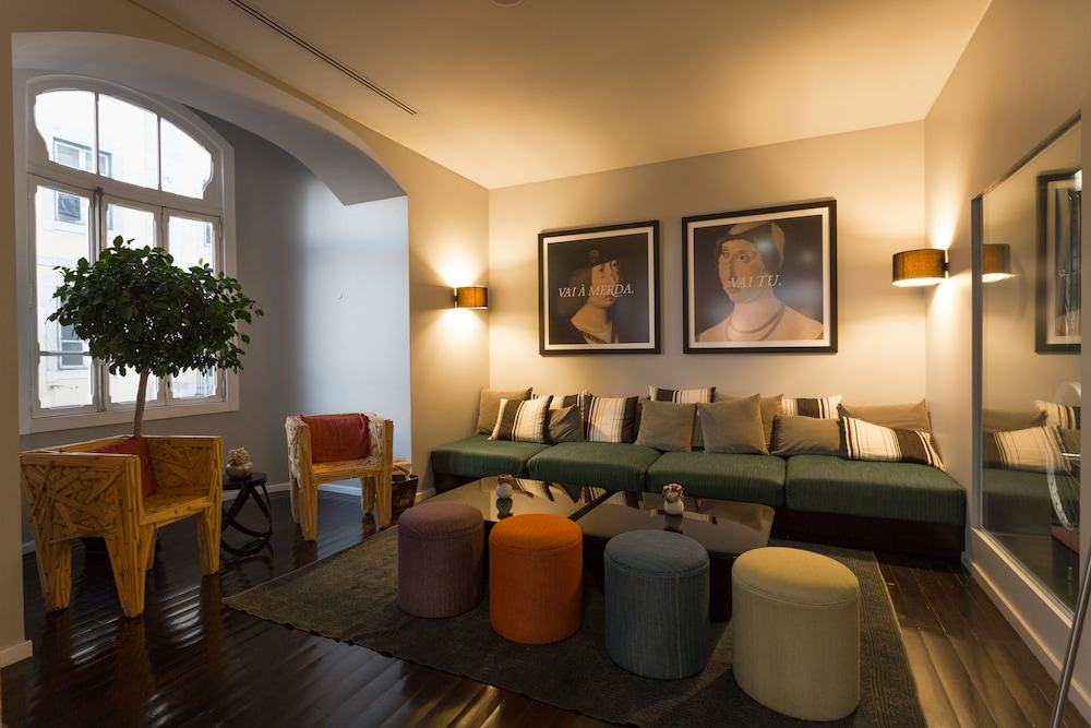 Internacional Design Hotel In Lisbon Hotel Rates
