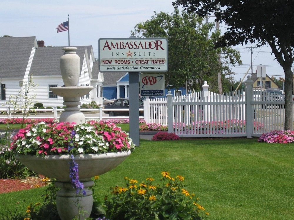 Ambador Inn Suites In South Yarmouth Hotel Rates Reviews On Orbitz